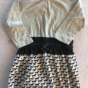 Crewcuts Dachshund dress